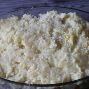 Pastel de papas y carne Ricette Selenella