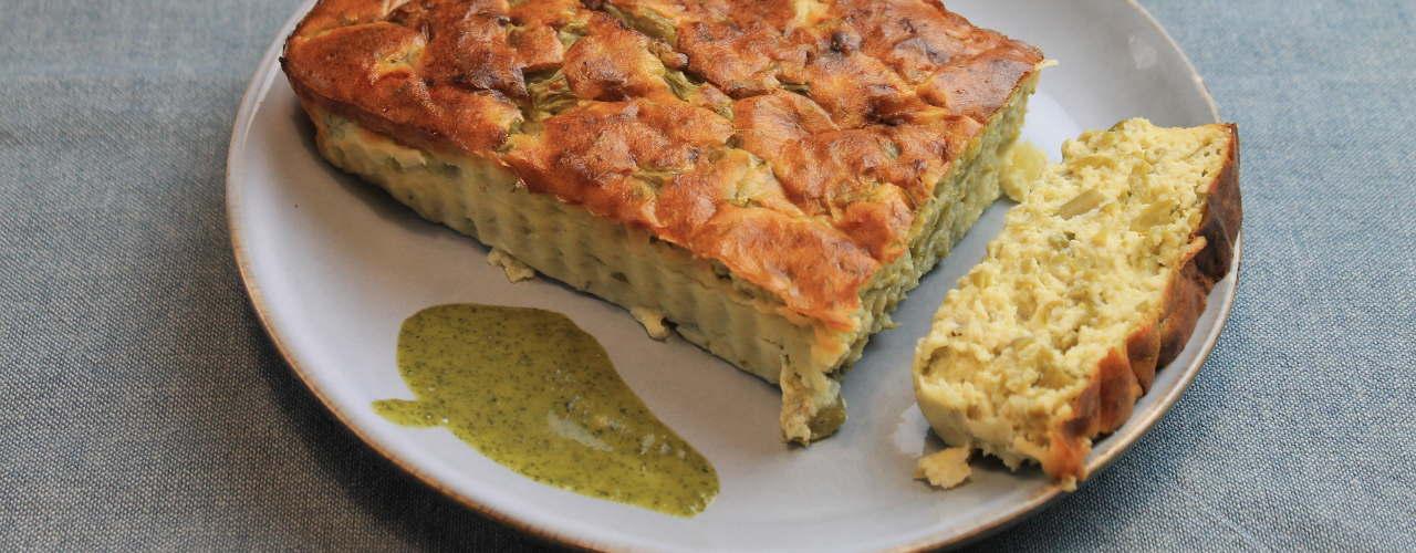 Polpettone di fagiolini e patate - Ricette Selenella
