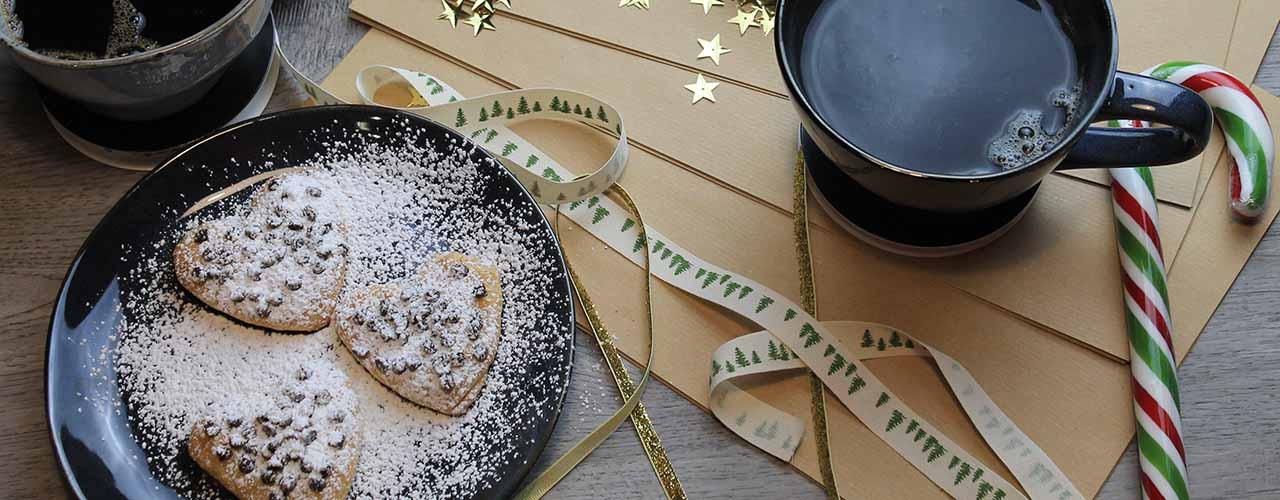 Biscotti di patate e gocce di cioccolato - Ricette Selenella