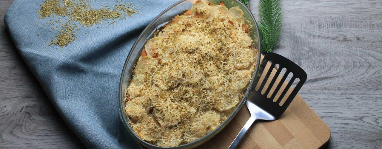 Patate raganate - Ricette Selenella