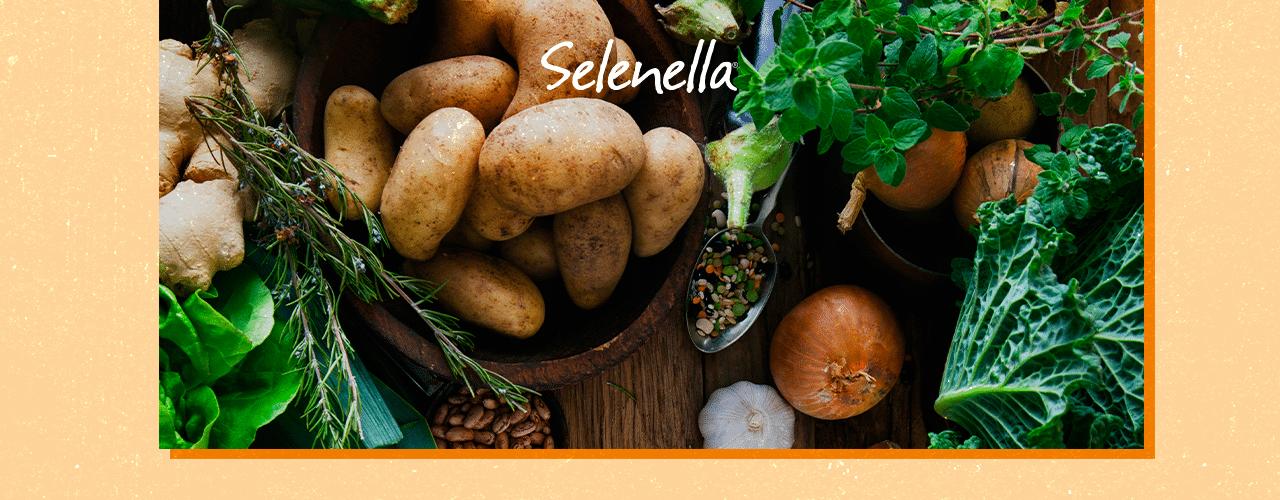 La classificazione degli ortaggi: gli ortaggi da tubero, da radice e da bulbo - Il Blog di Selenella