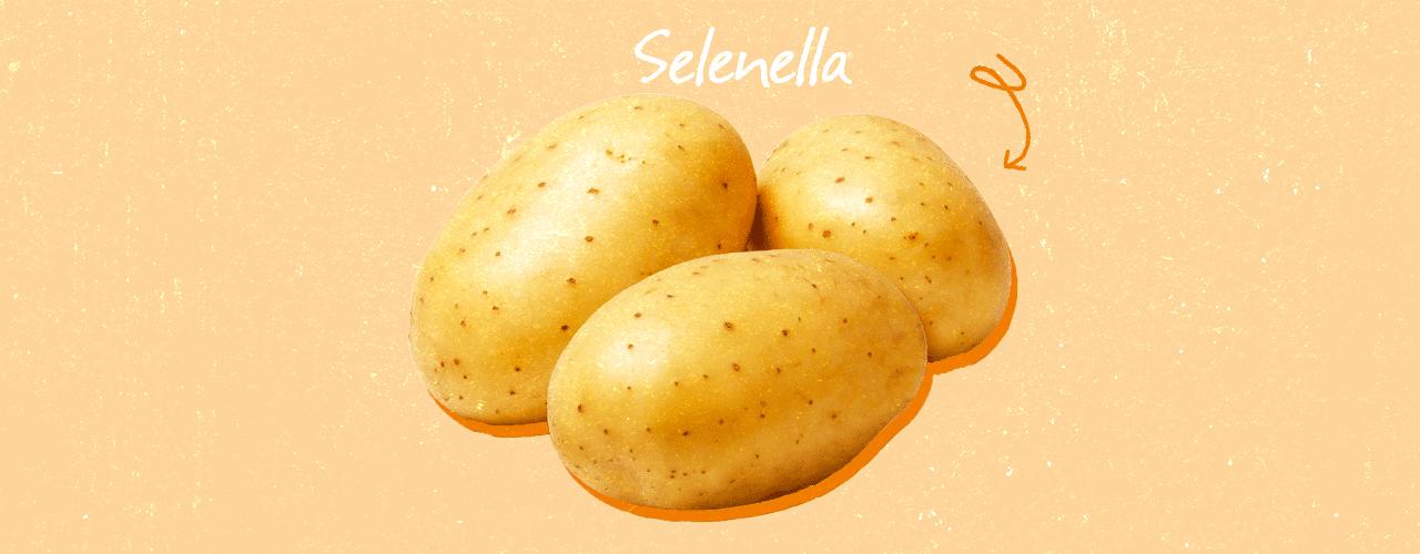 Alimenti ricchi di potassio: patate, frutta e legumi - Il Blog di Selenella